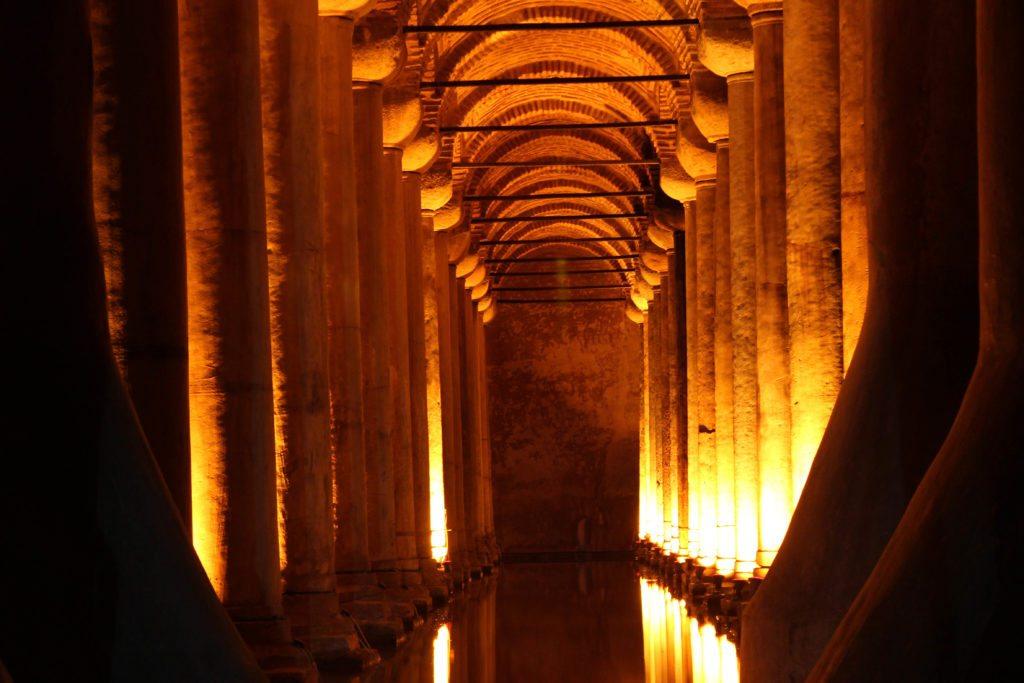 Cisterna Basílica o Yerebatan