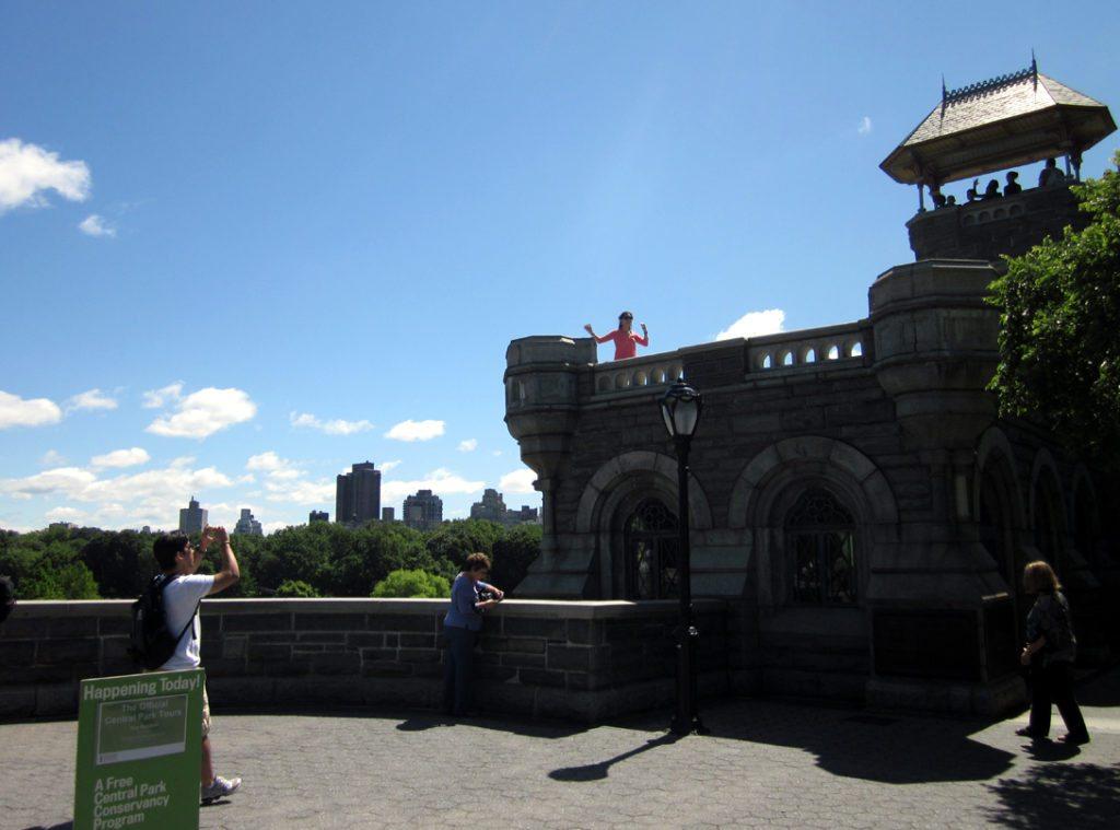 castillo Central park