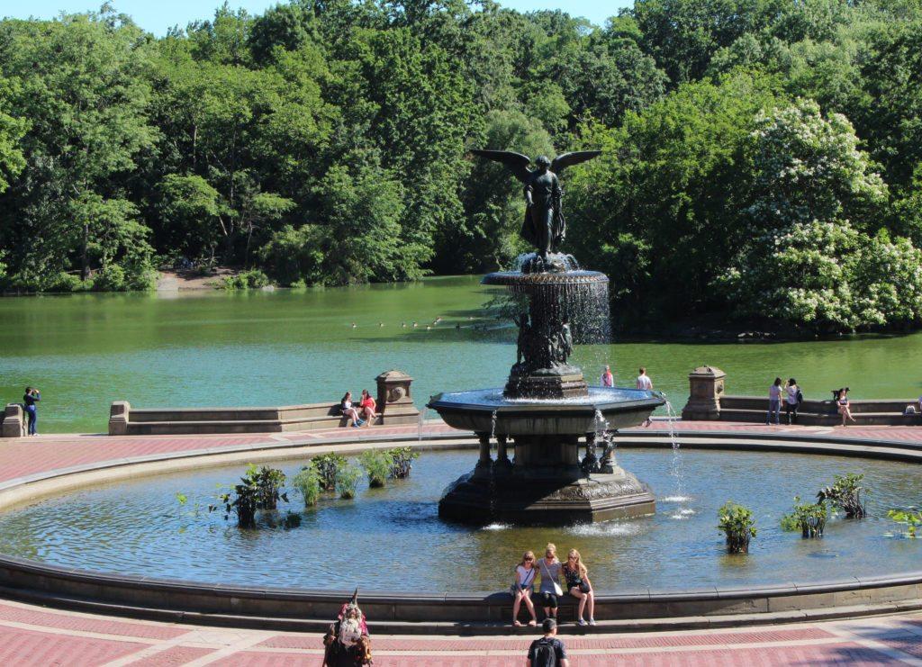 Fuente de Central Park