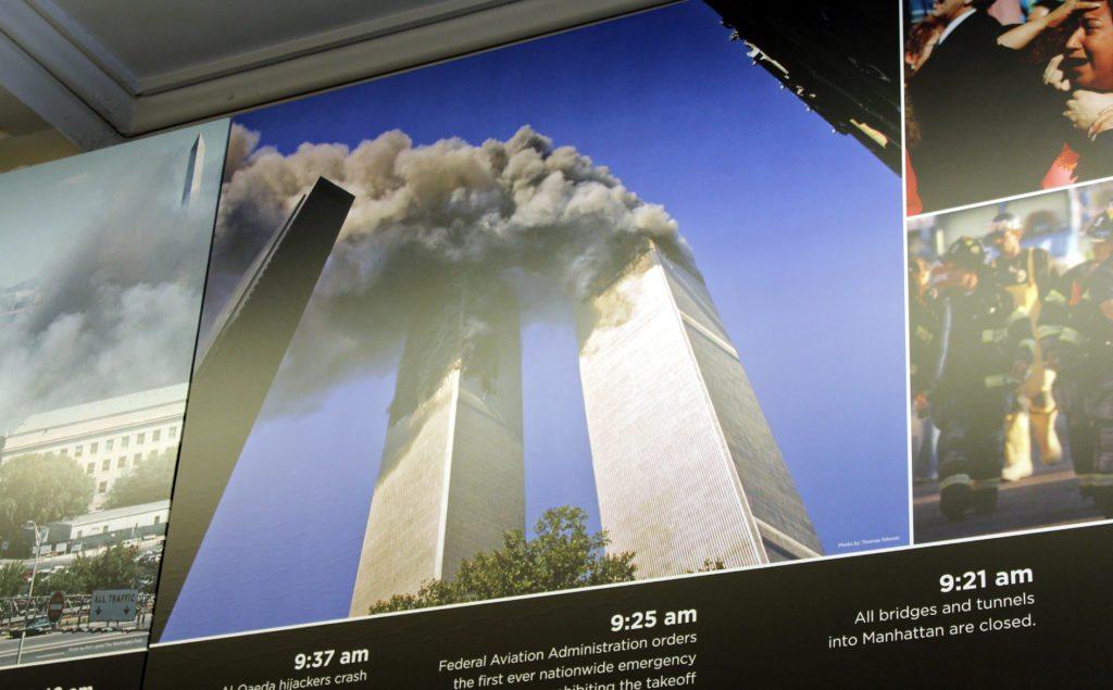 Foto del Memorial 9-11