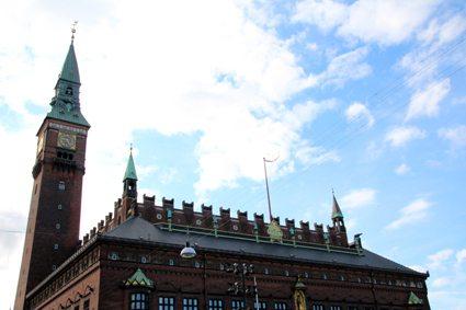 Ayuntamiento Copenaghen