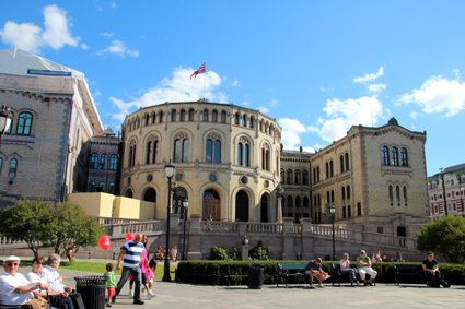 Parlamento Oslo