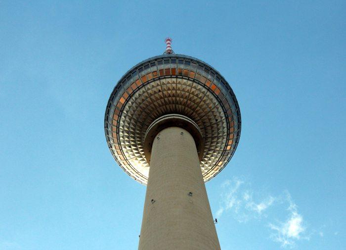 Alexanderplatz torre