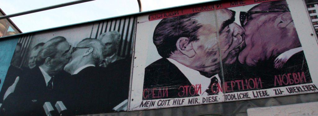beso muro berlin