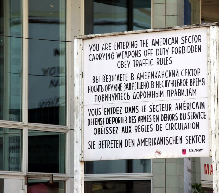 checkpoint charlie cartel