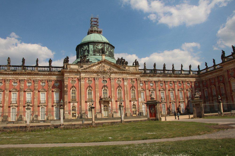 Palacio Nuevo berlin