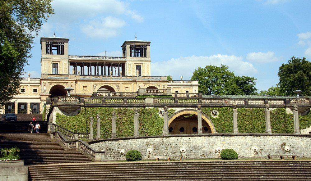 palacio orangerie