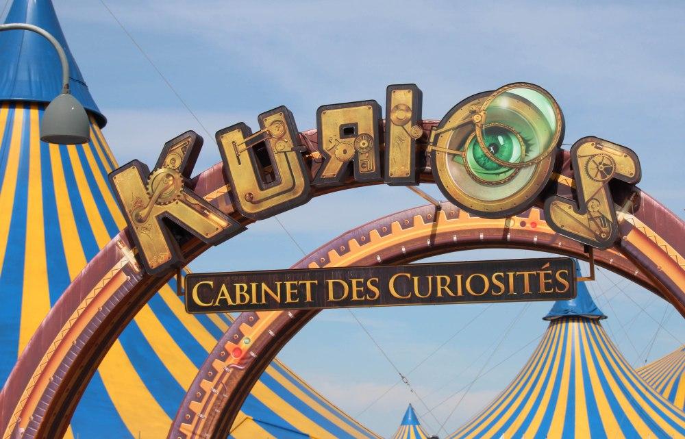 Kurios Cabinet des curiosites