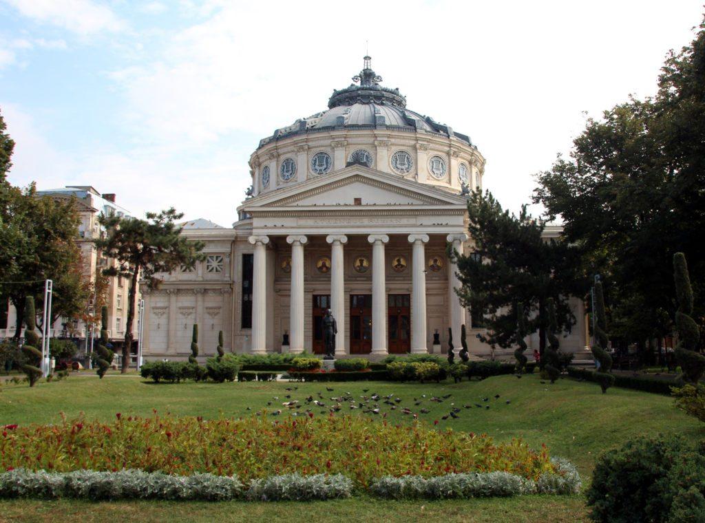 Ateneo Rumano Bucarest