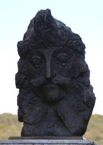 Busto Vlad El Empalador