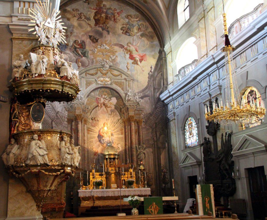 Iglesia evangélica Sibiu