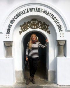 Monasterio Sinaia inma soucase