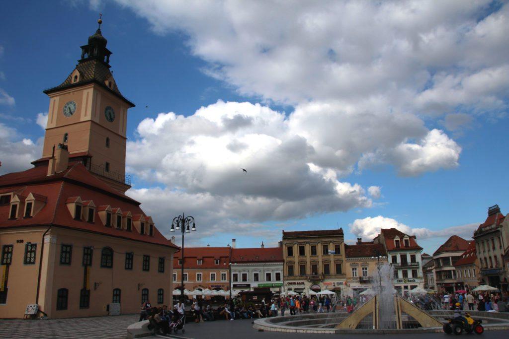 Plaza Sfatului Brasov