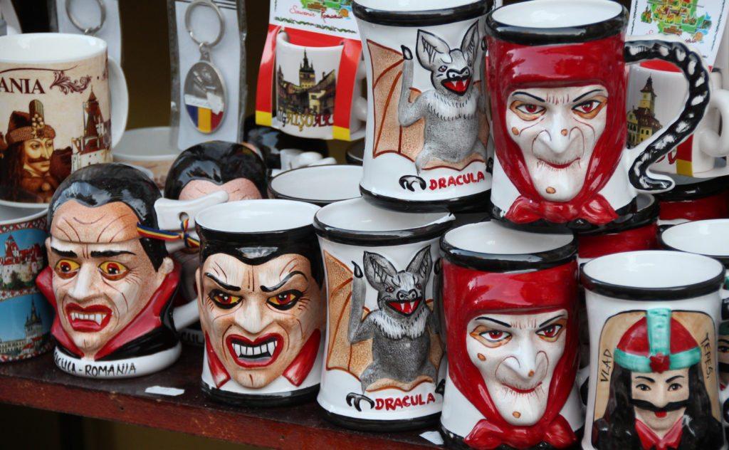Souvenirs Dracula