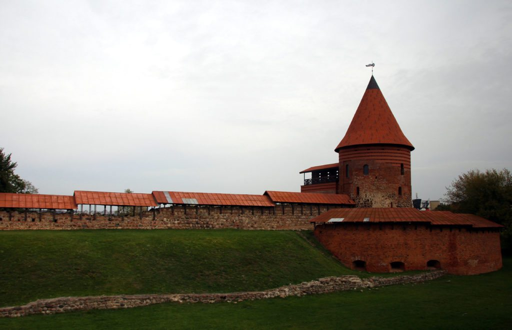 Castillo Kaunas