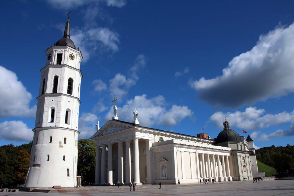 Plaza Catedral Vilna