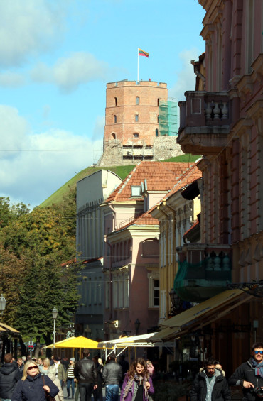 Torre de Gedimias