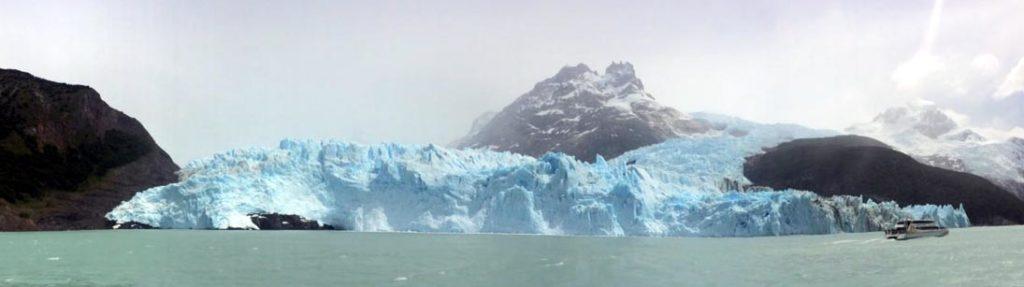 Panoramica Glaciar Spegazzini