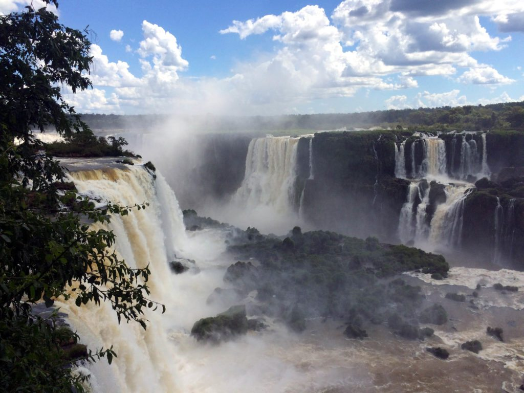 Cataratas do Iguazu,detalle