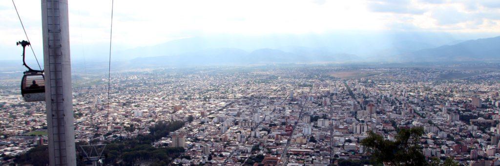 Salta Cerro de San Bernardo