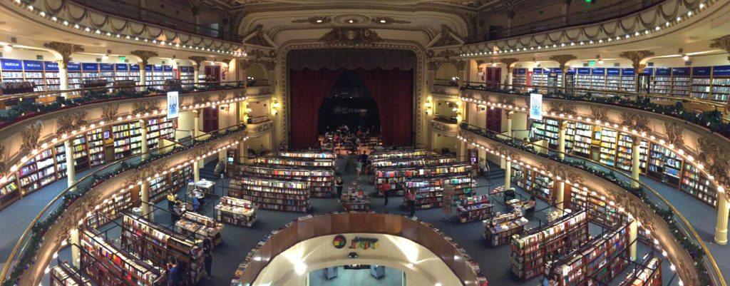 Teatro Gran Splendid Buenos Aires