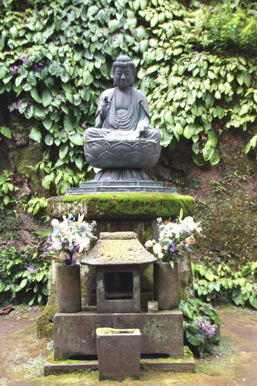Buda Templo Tokeiji, Kamakura