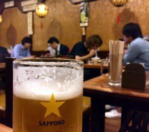 cerveza Sapporo Japón