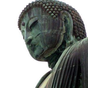 rostro buda Daibutsu, Kamakura