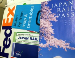 japan rail pass sobre