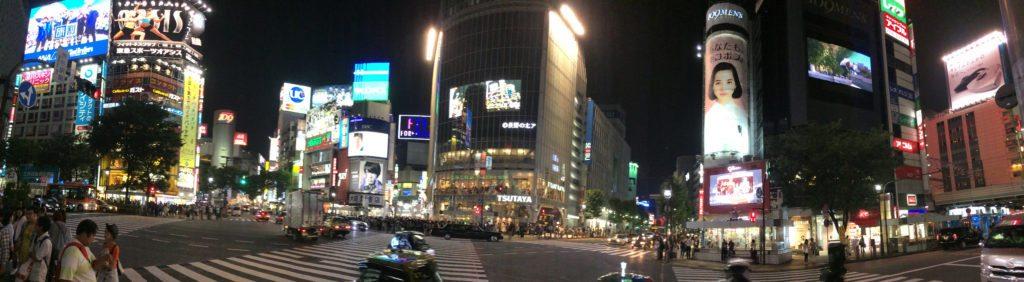 cruce Shibuya Tokio