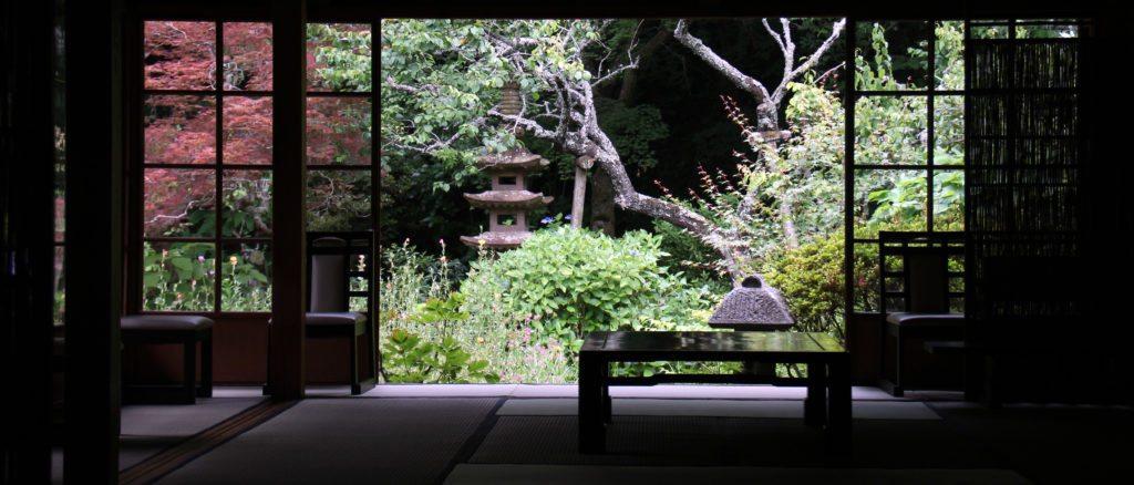 jardin, Templo Jochiji, Kamakura