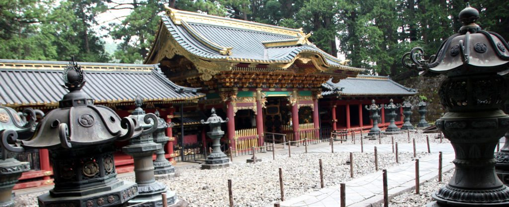 puerta entrada Taiyu-in Nikko