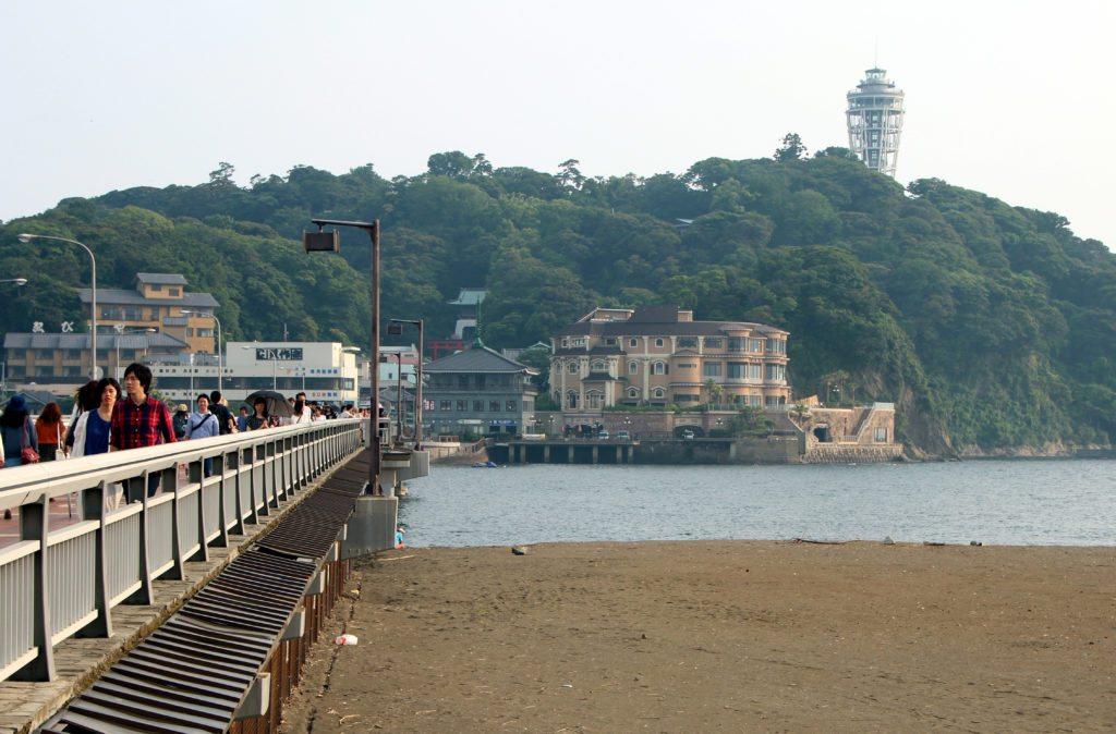 isla Enoshima, Japón