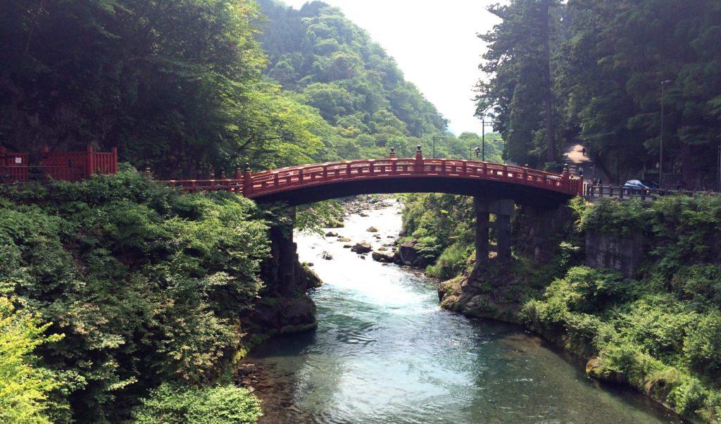 Puente Shinkyo - Nikko
