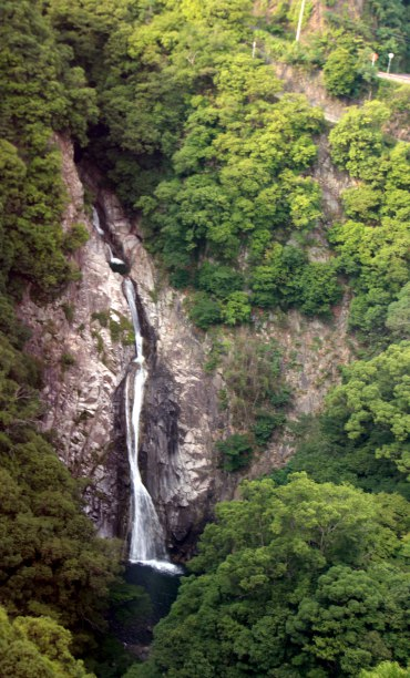 cascada Nunobiki, Kobe
