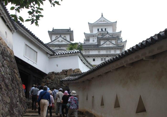 entrada castillo Himeiji