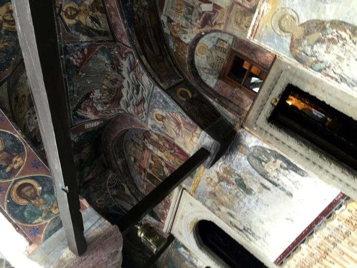 Entrada Monasterio de San Juan, Patmos