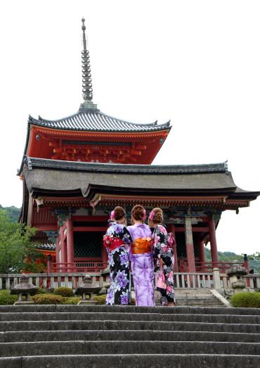 entrada Templo Kiyomizudera
