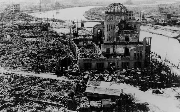 explosion Hiroshima