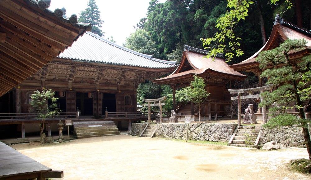 Kaizando, templo de Engyoji, Himeiji