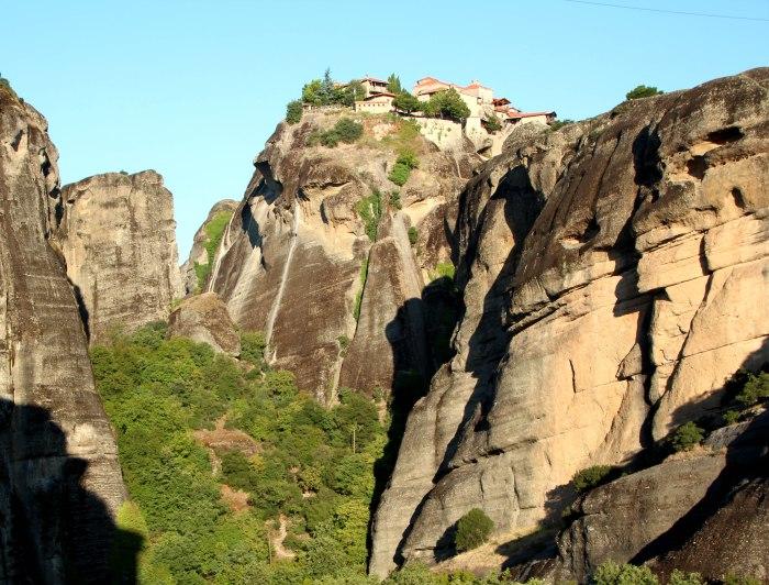 Monasterio Meteora
