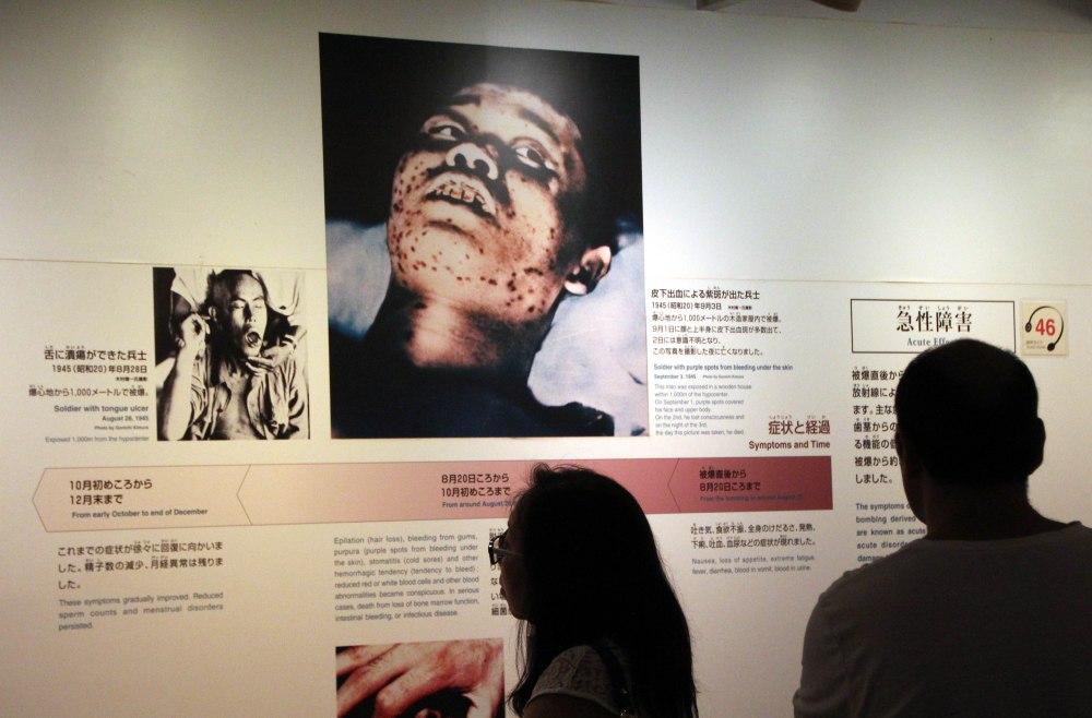 Museo conmemorativo de la paz, Hiroshima, imagen