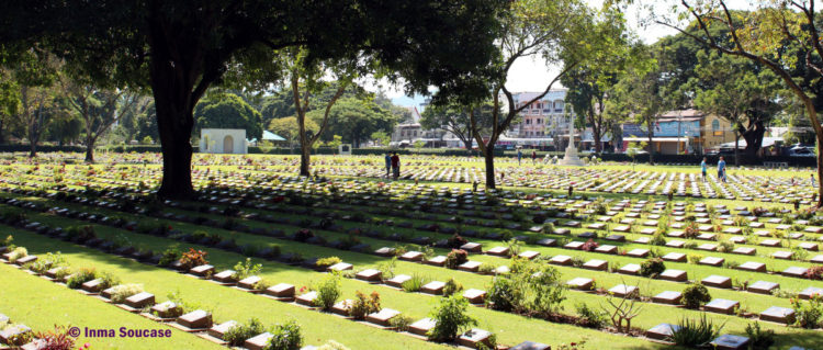 Cementerio Kanchanaburi