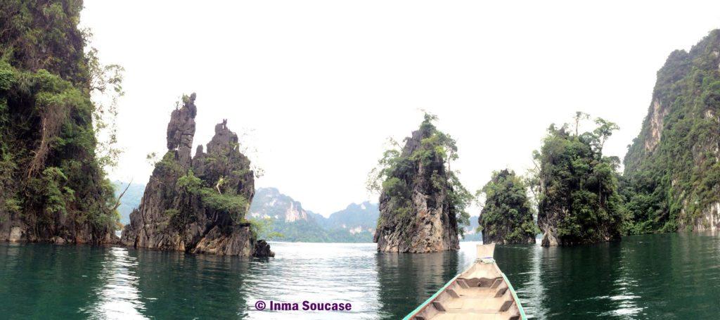 lago nacional de Khao Sok