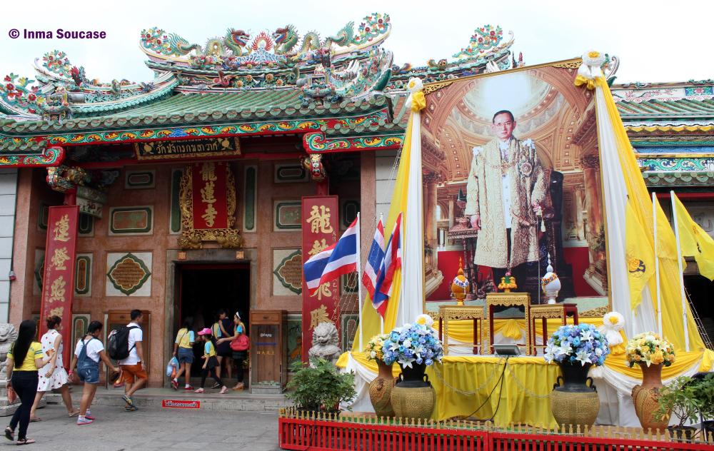 Chinatown Bangkok - templo