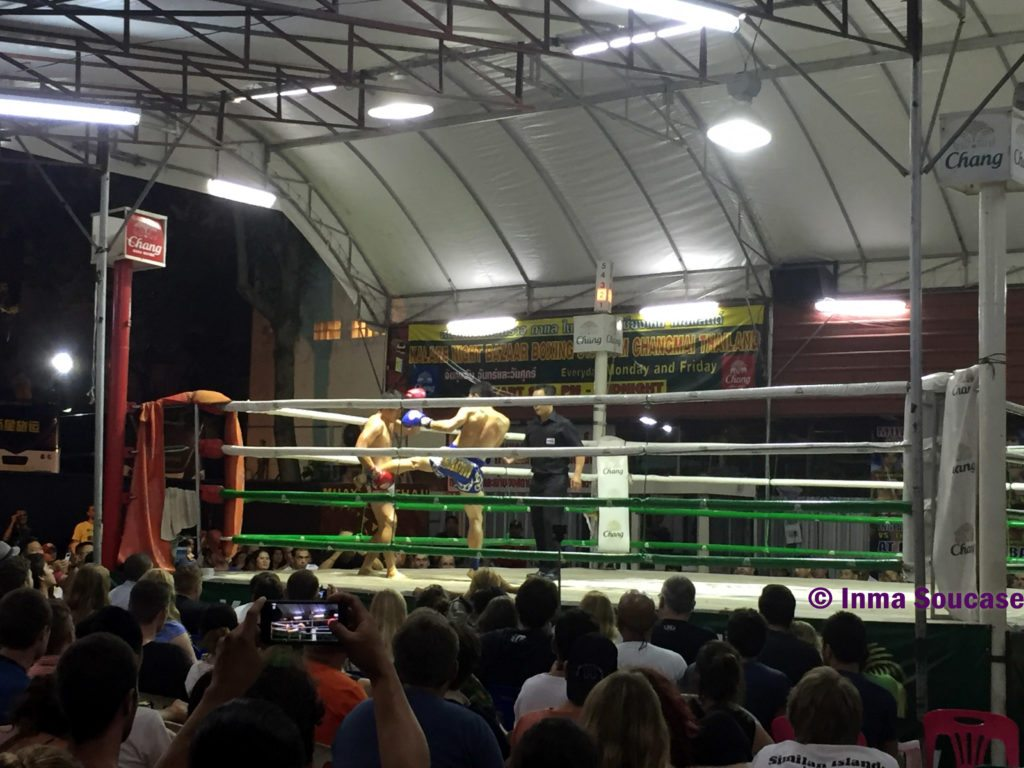 combate Muay Thai - night bazaar maket 2