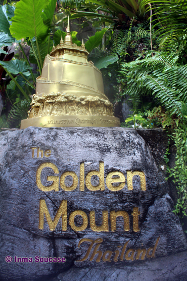 Golden Mountain - miniatura