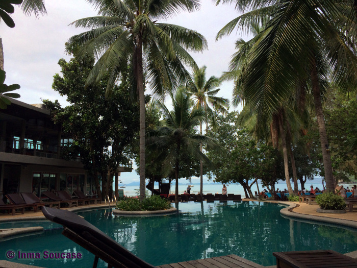 Krabi Sand Sea Resort, piscina - railay beach
