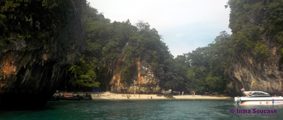 Lago Isla Hong