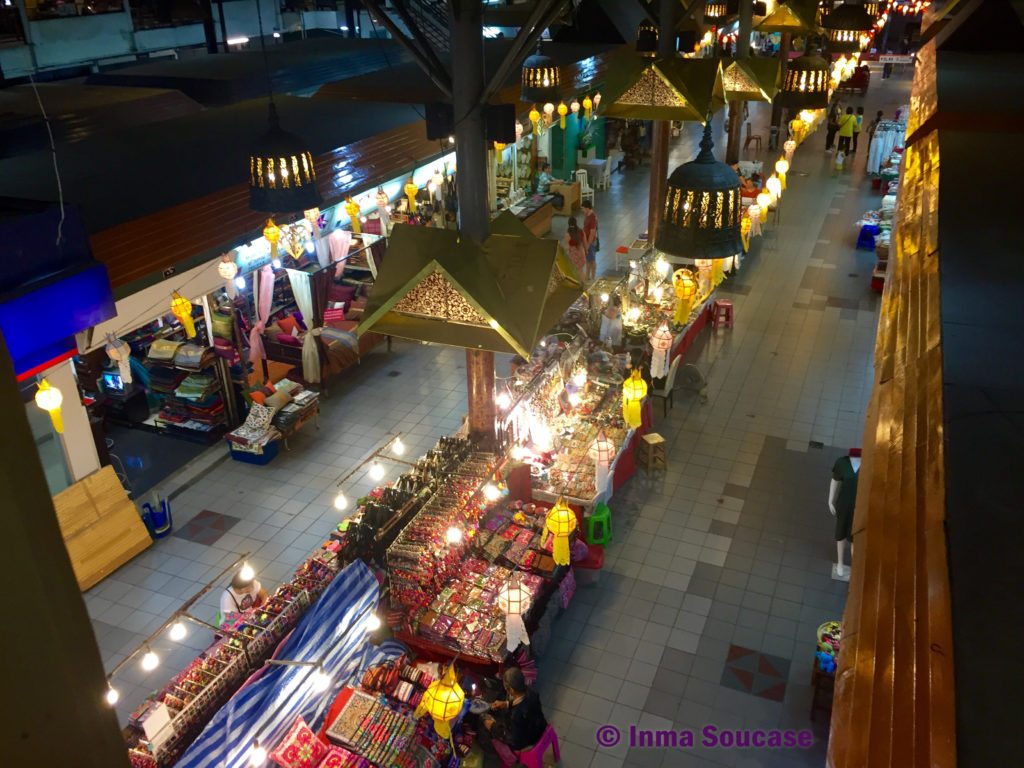 Night Bazaar - Chiang Mai 2
